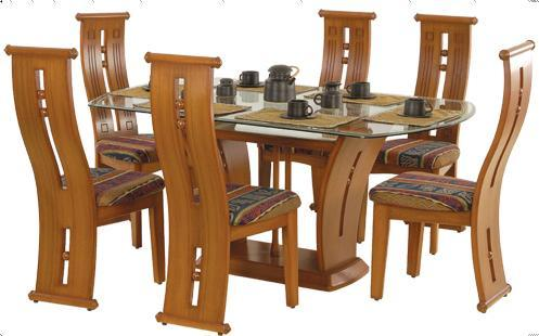 wooden dinning table with chair in bhor pune exporter and