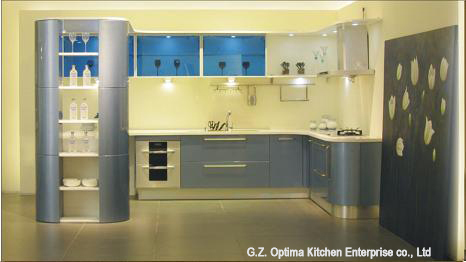 larquer kitchen cabinet in baiyun district guangzhou