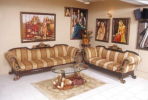 Oxford sofa set in kirti nagar indl area kirti nagar for New wooden sofa set designs