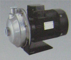 LIGHT STAINLESS STEEL HORIZONTAL SINGLE STAGE CENTRIFUGAL PUMP