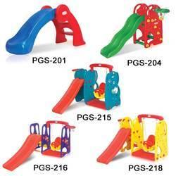 Slides & Swings