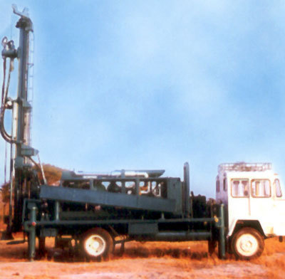 water drilling machine