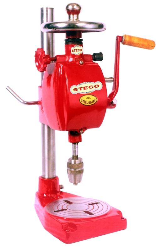 Steco Brand Hand Drilling Machines