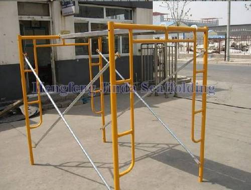 Walk Thru / Door Frame Scaffolding