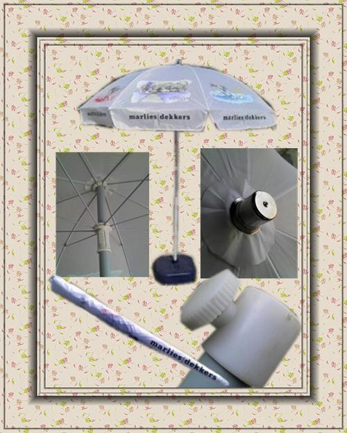 Beach Umbrella in   village sanxiang town
