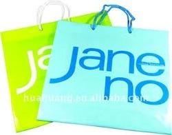 HDPE Printed Bags