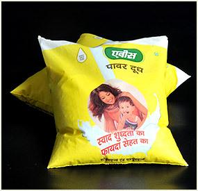 Packaged Milk