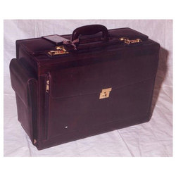Leather Briefcase in  Fedder Road