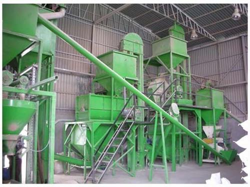 Screw Conveyor For Dal Mill