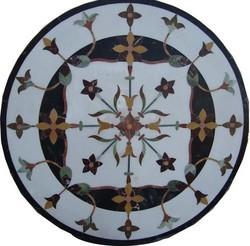 Inlay Flooring Marble