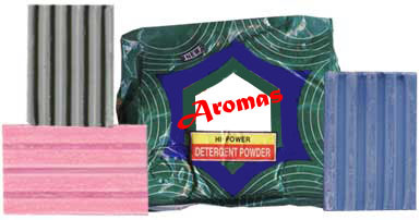 Perfumes For Detergent Cakes & Detergent Powders