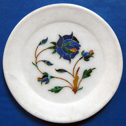 5 Inches Marble Plate