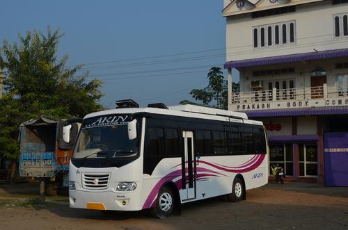 Mini Porton Luxury Coaches in   Khutikhatia