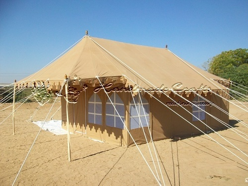 Royal Swiss Cottage Tent in New Area & Royal Swiss Cottage Tent in Jodhpur Rajasthan - HANDMADE TENTS