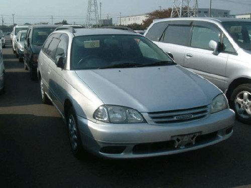 Used Car (2000 Toyota Caldina)