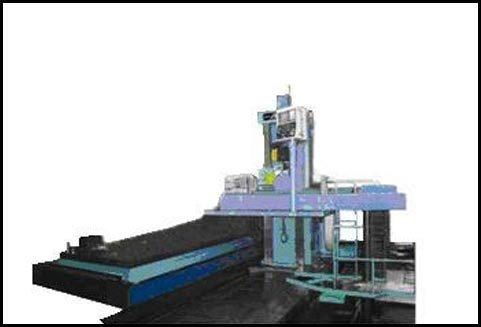 XY BTA Deep Hole Drilling Machine in  Wagle Indl. Est.-Thane (W)