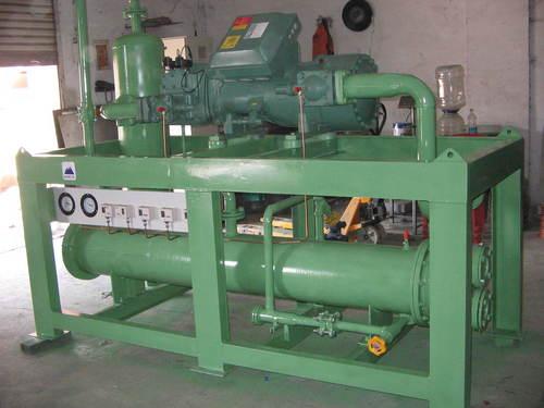 Screw Refrigeration Plant in  Vartak Nagar-Thane (W)