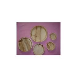 Areca Betelnut Husk Plates in  New Area