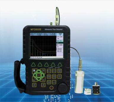 MFD800B Digital Ultrasonic Flaw Detector