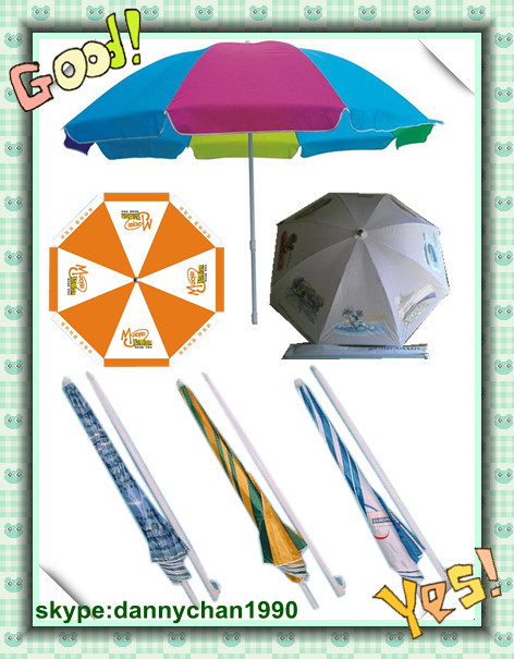 Promotional Outdoor Parasol in   village sanxiang town