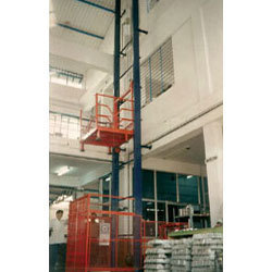 Fixed Stacker Goods Lifts