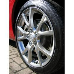 Silicone Fluid Emulsions For Tyre Polish