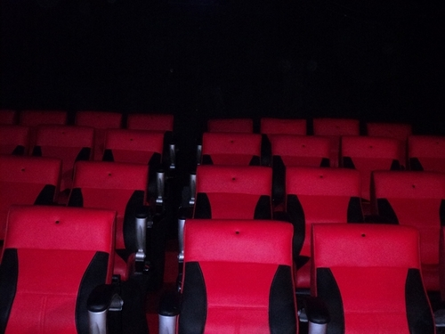 4D Theaters Seats in  7-Sector