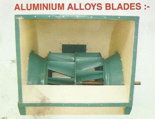 Aluminum Alloys Blades