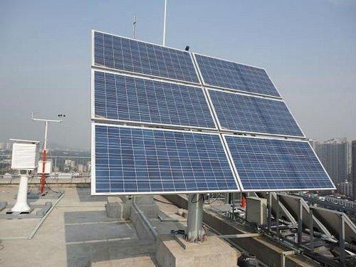 Solar Tracker 1kw