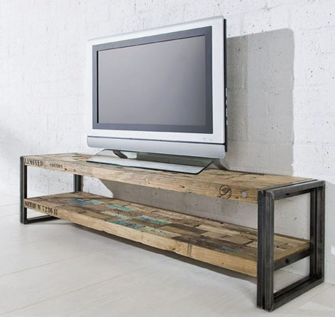 Designer Wooden Tv Stand In Residency Road Jodhpur