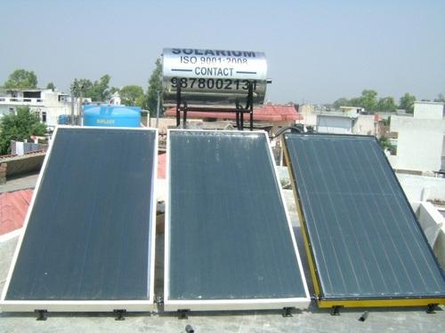 Solar Water Heater Heat Exchanger System (Fpc)
