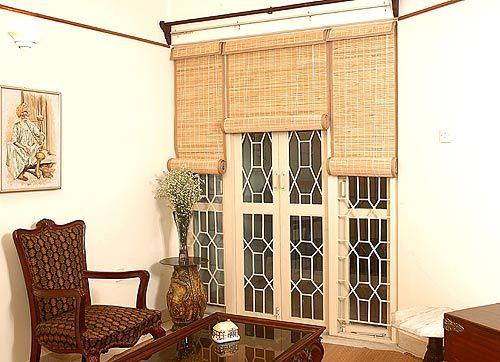 Decorative Bamboo Blinds