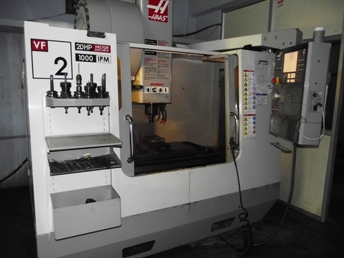 Used Haas Vf2 High Speed Cnc Vertical Machining Center In