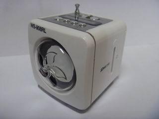 Mini Cube Speaker Portable Speaker