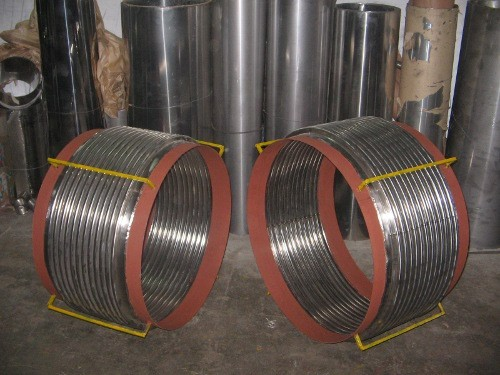 Industrial Pipe End Bellows