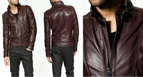 Leather jackets for sale in india – Modern fashion jacket photo blog