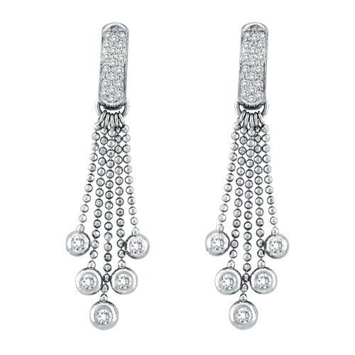 Diamond chandelier earrings in mumbai maharashtra chenmal diamond chandelier earrings country india aloadofball Choice Image