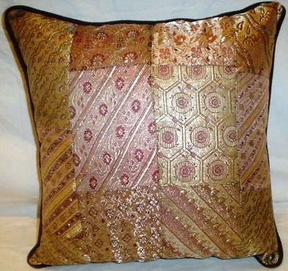 Patchwork Cushion Cover in  Sitapura Indl. Area