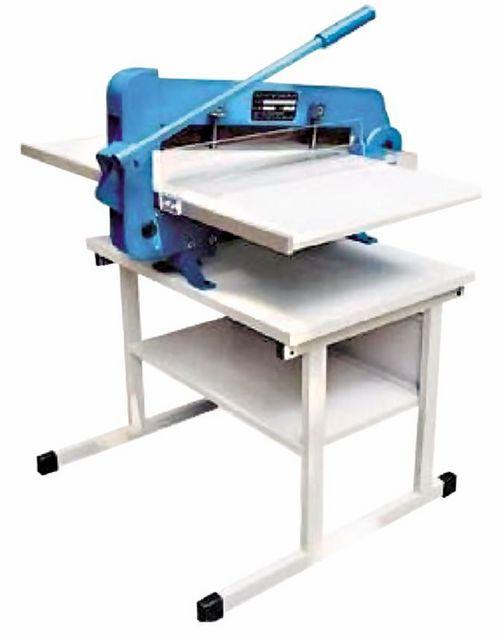 Fabric Sample Cutting Machine Hand Type In Jiulei