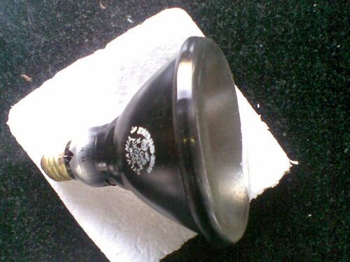 Mercury Vapor Basking Lamp