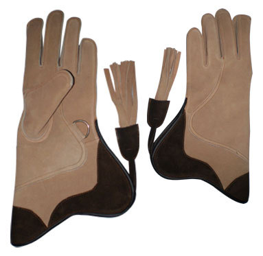 Falconry Gloves (SWI-GKG 9010) in  Air Port Road - Gohad Pur