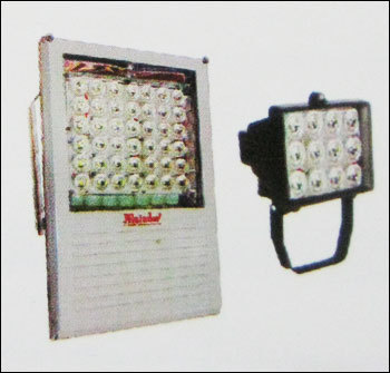 Compact High Power Led Flood Light