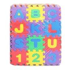 Eva Puzzle Matt For Kids Educational