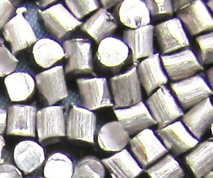 Zinc Cut Wire Shot