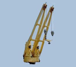 Twin Deck Cranes