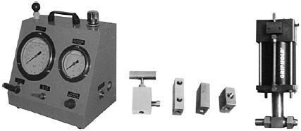Ultra-High Pressure Air Hydraulic Pumps