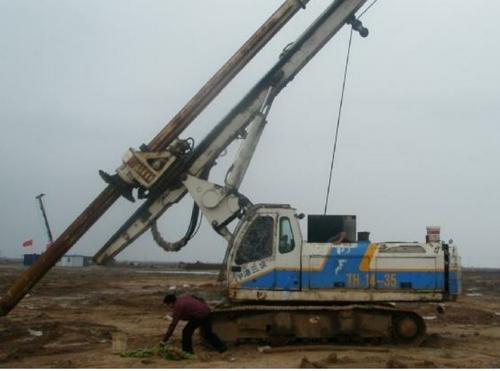 CMV TH14-35 Drilling / Trenching Equipment in   Chengjiang Rd.