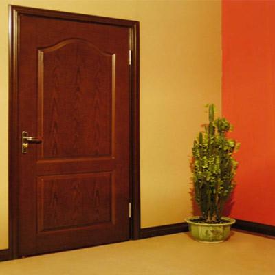 Different Colors Wooden Doors