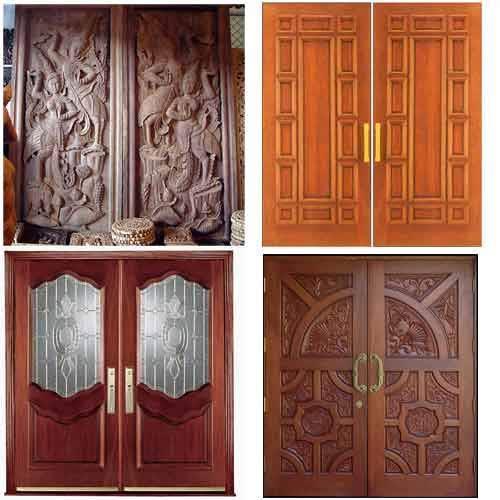 Main Entrance Doors wooden main entrance door in badkhal chowk, faridabad - manufacturer