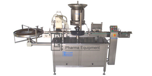 Automatic Vial Filling Machine LVFS - 120N